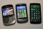 AT&T BlackBerry Torch 9810 4G due this month; Vodafone UK grabs Torch duo [Video]