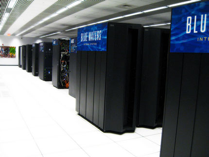 "IBM / NCSA Petascale Supercomputer ""Blue Waters"" Project Abandoned"