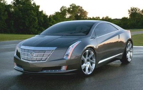 Cadillac Converj concept car to hit dealers as Cadillac ELR