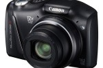 Canon PowerShot SX150 IS and new Elph digital cameras break cover