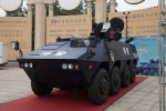 Chinese APV for riot control is surprisingly comfy looking inside