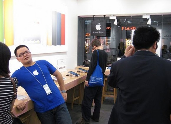 China Discovers 22 More Fake Apple Stores