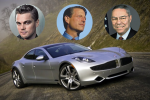 Fisker Karma Lux Hybrid Car Ships to Leonardo Di Caprio First, then Al Gore and Colin Powell