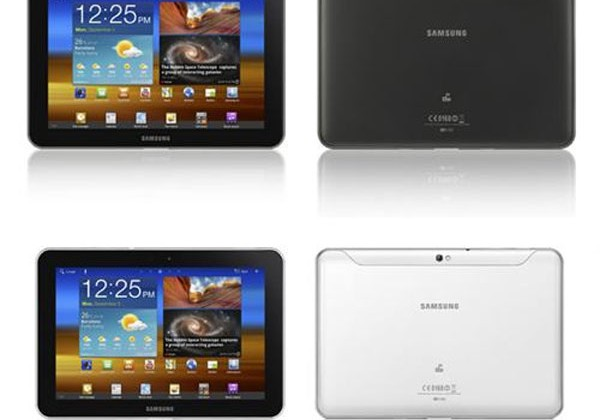 Samsung Galaxy Tab 8.9 Android tablet will come in LTE version