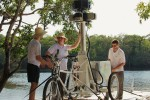 Google sends Street View trikes down Amazon and Rio Negro rivers
