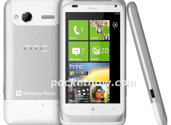 HTC Omega first press image leaked