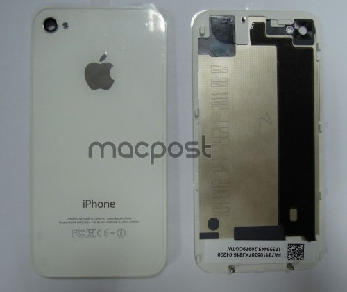 iPhone N94 prototype photos leaked, could be 4S