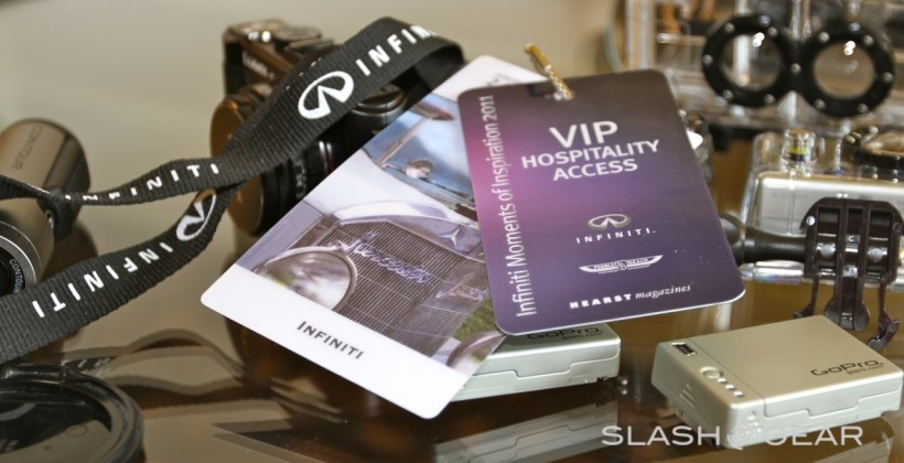 SlashGear covering Pebble Beach Concours d'Elegance 2011