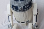 LEGO R2D2 robot is remote controlled and packed with awesome