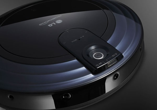 LG to show off new Roboking VR6180VMC robotic vacuum with cameras and smartphone control at IFA 2011