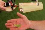 Simplistic Lockheed drone flies like a maple seed