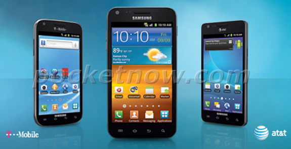 Samsung Galaxy S II USA Family Confirmed, Verizon May Be Next