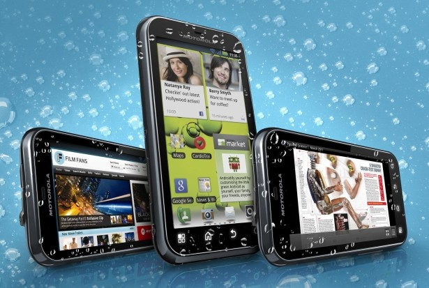 Motorola DEFY+ Unveiled As Updated Rugged Android Smartphone