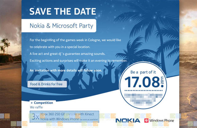 Microsoft May Reveal First Nokia Windows Phones On August 17