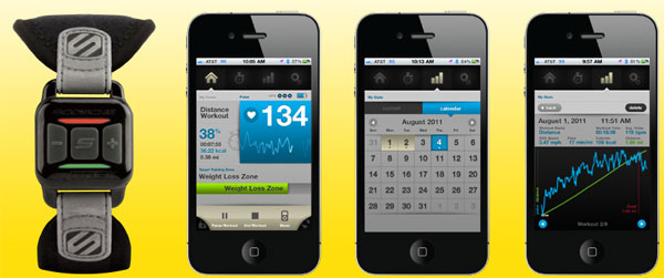 Scosche unveils new myTREK pulse monitor for iPhone