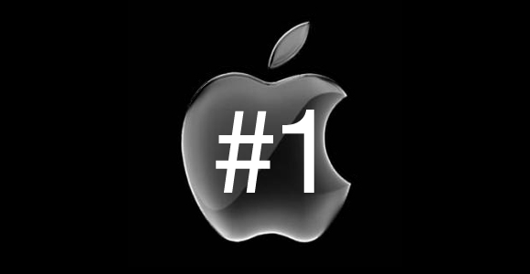 Apple Becomes World's Largest Company Today