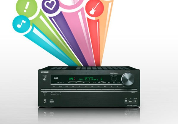 Onkyo network AV receivers support Aupeo personal radio and expand coverage for Last.fm