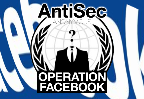 Anonymous Vows Facebook Destruction on November 5th 2011 [UPDATED]