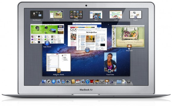 Apple Releases Mac OS X Lion 10.7.1 Update
