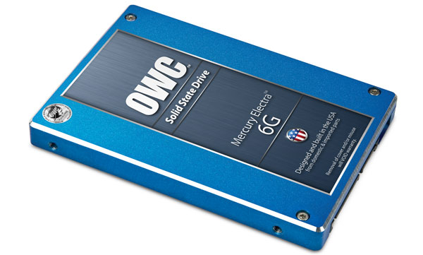 OWC outs cheap 60GB SSD called the Mercury Electra 6G