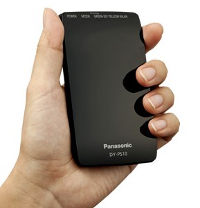 Panasonic DY-PS10 Pocket Server lets you take your TV with you