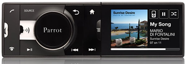 Parrot offers launch date and pricing on Asteroid Android car stereo