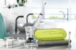 Philips DiamondClean Rechargeable toothbrush charges via USB