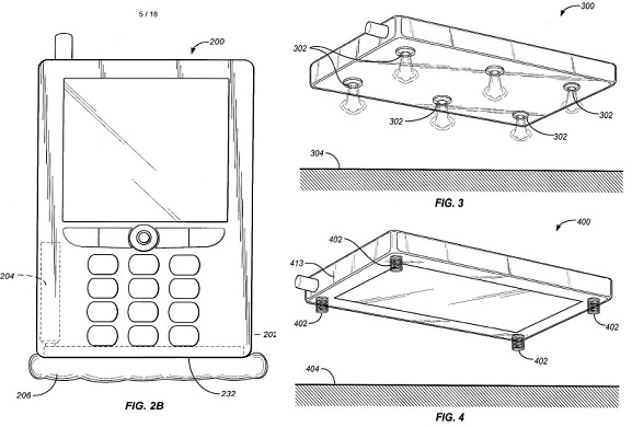 Amazon CEO Jeff Bezos Filed To Patent Airbags For Smartphones