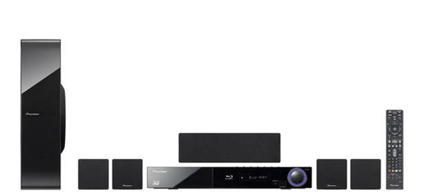 Pioneer BCS-717 414 313 and 212 Blu-ray Cinema Systems Make you want to Adopt