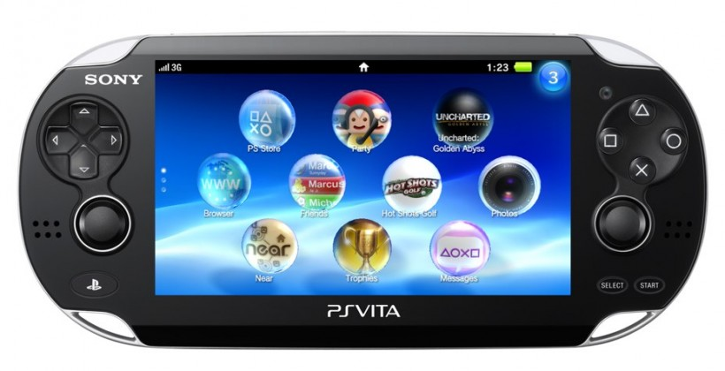 "PS Vita US and Europe launch in ""early"" 2012 says Sony"