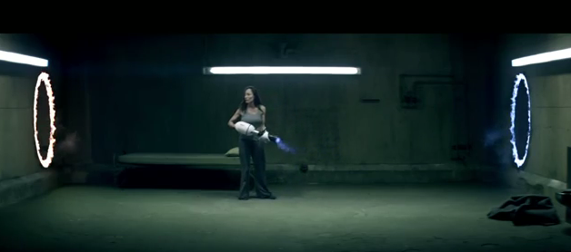 Portal Video Game Live Action Video Short Blows Internet Away