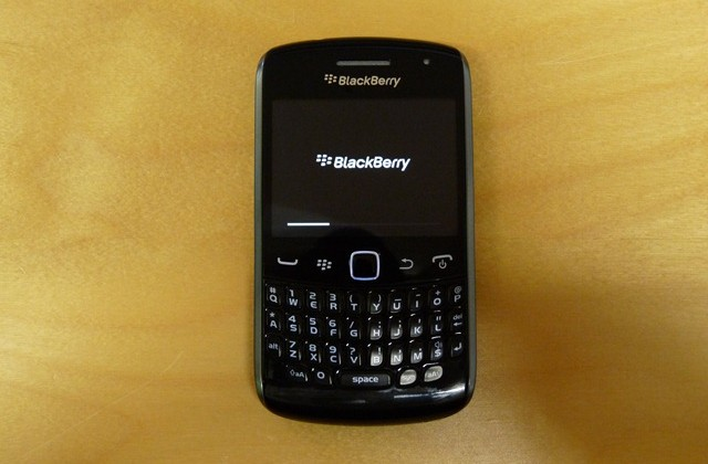 BlackBerry Curve 9360 outed: Oddly absent from RIM's reveal