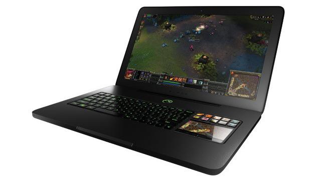 "Razer unveils ""Blade"" ultimate gaming laptop"