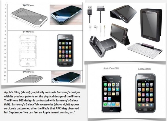Samsung Galaxy smartphones banned in Europe by Apple patent complaint