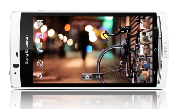 Sony Ericsson Xperia Arc S unveiled with 1.4GHz, Video Unlimited