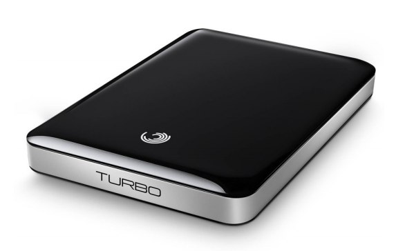 Seagate GoFlex Turbo packs USB 3.0 and SafetyNet recovery