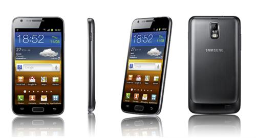 Samsung Galaxy S II LTE with 4.5-inch Display Coming to IFA 2011