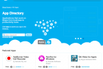Skype Launches Third Party App Directory