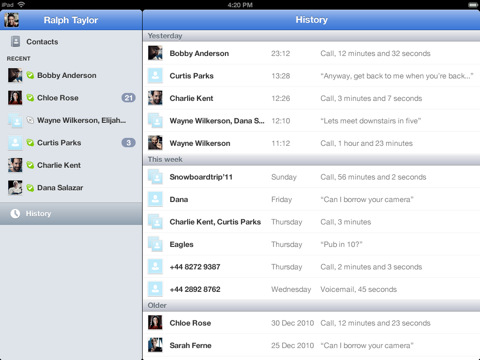 Skype for iPad returns to App Store