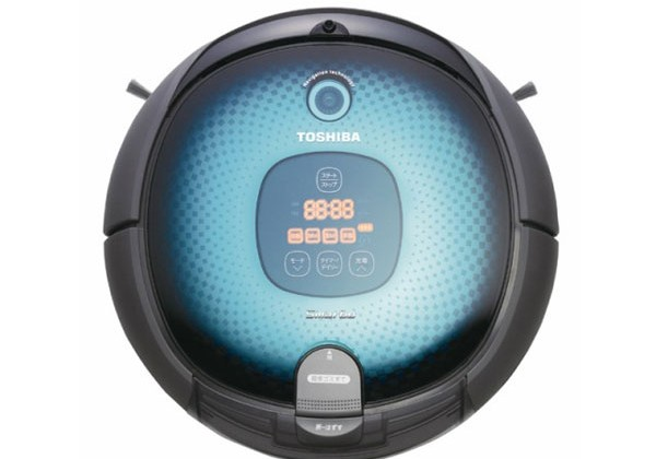 Toshiba debuts new Smarbo robot vacuum to battle Roomba