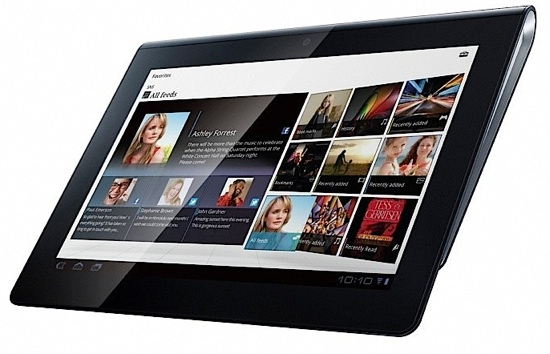 Sony S1 And S2 Tablet Details Leak