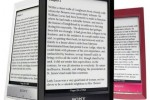 Sony Reader PRS-T1 detailed: WiFi & multitouch in sleeker chassis