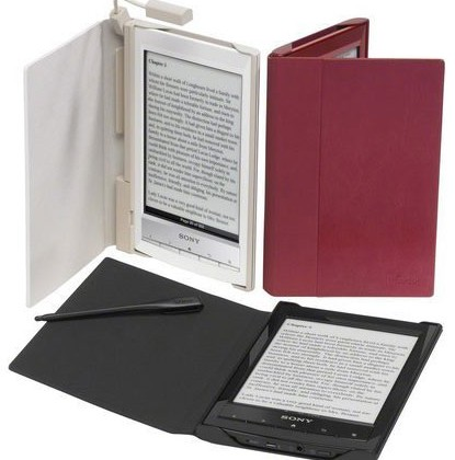 Sony Reader Wi-Fi (PRS-T1) Unveiled, Harry Potter Involved