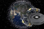 Grabby robot satellite could clean up space junk