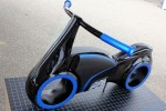 Tron scooter is perfect for tiny Users