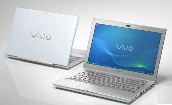 Sony Vaio S notebook series breaks cover