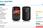 BlackBerry Bold 9900 on sale in UK [Video]