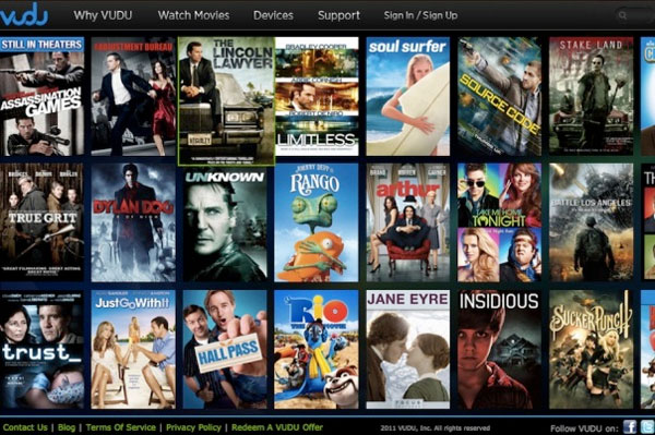Vudu uses new web streaming service to avoid sharing loot with Apple