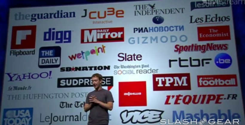 Facebook Open Graph ushers in new serendipitous era for apps [Video]