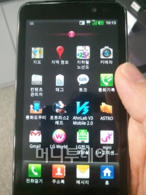 LG LU6200 spotted in photos, now called LG Optimus LTE